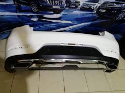 Mercedes GLE Coupe бампер задний