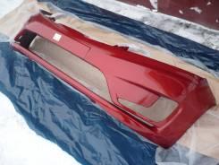 Бампер передний новый (красный / TDY) KIA RIO 11-15г