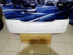 Mercedes W221 бампер задний дорестайлинг