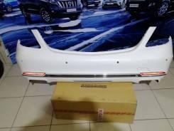 Mercedes W222 maybach бампер задний