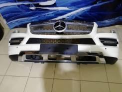 Mercedes GL166 бампер передний в сборе