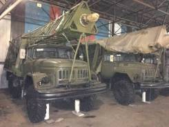 ЗИЛ 131. Зил-131(Антенная установка) с Резерва, 7 500куб. см.