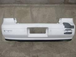Бампер задний Mitsubishi Airtrek, CU2W, CU4W, CU5W mr574817, mr574838