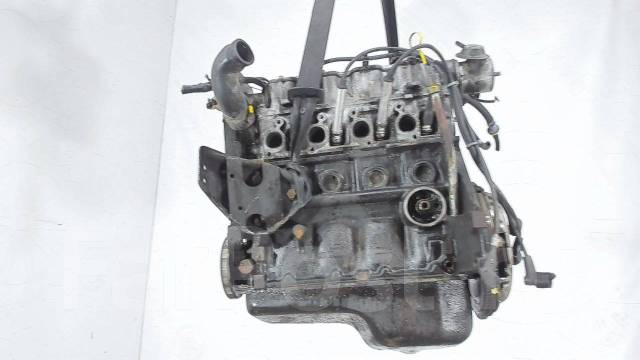 Контрактный двигатель Opel Kadett E 1984-1991, 1.4 л, бензин