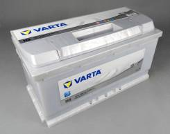 Varta Silver Dynamic. 100А.ч., Обратная (левое), производство Европа. Под заказ