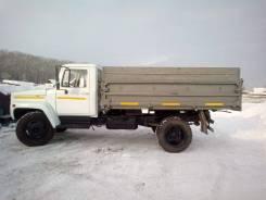 ГАЗ 3307. Газ 3307, 117куб. см., 5 000кг., 4x2