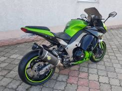 Kawasaki Ninja 1000. 1 000куб. см., исправен, птс, с пробегом