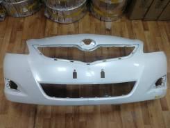 Бампер передний Toyota Belta (XP90) 05-12 год белый 006587