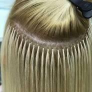 Наращивание волос обучение