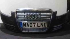 Бампер. Audi S6, 4F2 Audi A6, 4F2, 4F2/C6 ASB, AUK, BAT, BBJ, BDW, BDX, BKH, BLB, BMK, BNA, BNG, BNK, BPJ, BPP, BRE, BRF, BSG, BVG, BVJ, BVN, BXA, BYK...