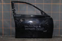 Дверь передняя правая - BMW 5 E60