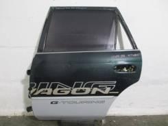 Дверь боковая задняя левая Toyota Corolla Wagon AE100, AE101, AE102