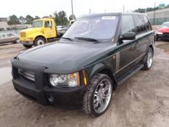 Кенгурятники. Land Rover Range Rover
