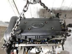 Двигатели Kia Rio 2011 - 2017