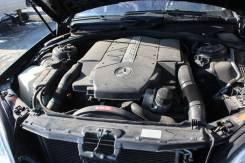 Двигатель M113.948 на Mercedes S430 W220