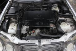Двигатель M119+АКПП Mercedes E50 AMG W210 347hp