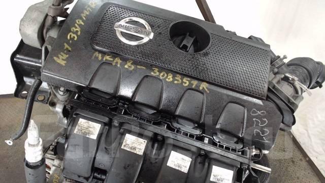 Контрактный двигатель Nissan Sentra 2012-, 1.8 л, бензин (MRA8DE)