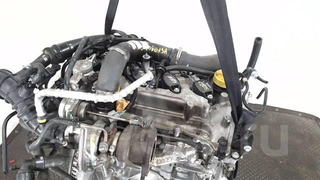 Контрактный двигатель Renault Clio 2012-2016, 1.2 л, бензин (H5F403)