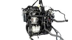 Контрактный двигатель Skoda SuperB 2015-, 2 л, дизель (CRLB)