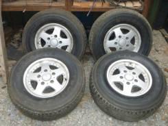 Шины Dunlop 265/70/R16 на дисках R16