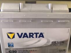 Varta Silver Dynamic. 60А.ч., Обратная (левое), производство Европа