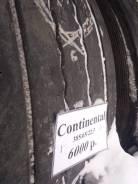 Continental. всесезонные, 2017 год, б/у, износ 50%