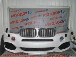 Бампер. BMW X5, F15 N20B20, N47D20, N55B30, N57D30, N57D30OL, N57D30S1, N57D30TOP, N63B44