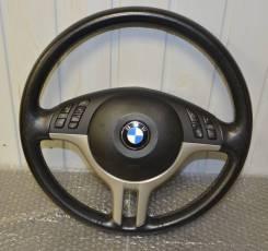 Руль. BMW X5, E53 M54B30, M57D30TU, M62B44TU
