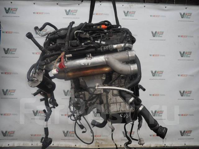 Двигатель VW Touareg (7P5, 7P6) 3.0 V6 TDI CRCD