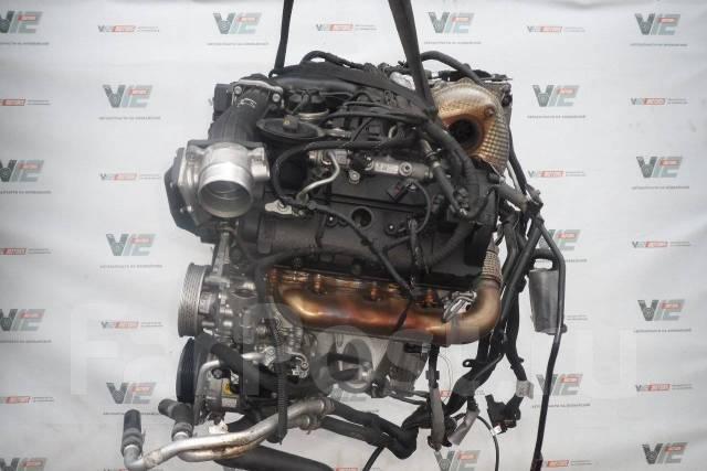 Двигатель VW Touareg (7P5, 7P6) 3.0 V6 TDI CRCA