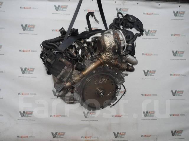 Двигатель Audi Q7 3.0 TDI quattro CZZB