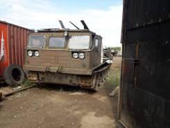 КМЗ АТС-59. Продам танковый тягач без пробега., 12 000куб. см., 18 000кг., 16 000кг.