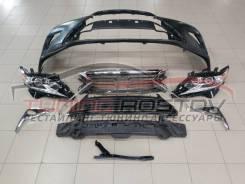 Рестайлинг (диодные фары) Lexus ES200 ES250 ES300h ES350 12-15