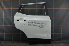 Дверь задняя правая для Nissan Qashqai J11