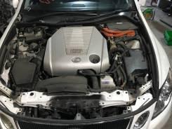 Двигатель в сборе. Toyota Crown, GWS204 Lexus GS450h, GWS191 2GRFSE