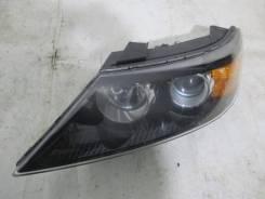 Фара передняя левая Kia Sorento, XM 2009 - 2012 галоген 921012p080 Кия