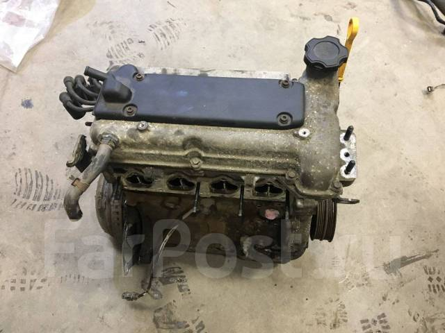 Двигатель 1.0 л Chevrolet Spark M300 2011-2015