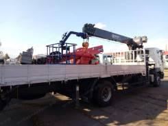 Horyong PE. Манипулятор КМУ Horyong HRS206 8 тонн на шасси Daewoo Novus SE 4х2, 5 890куб. см., 10 000кг., 4x2