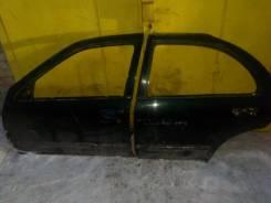 Дверь боковая Nissan Almera N15, GA16DE