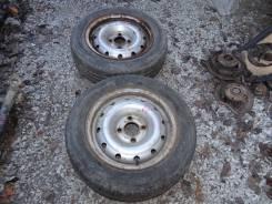 Пара колес Audi 100 4-108-14
