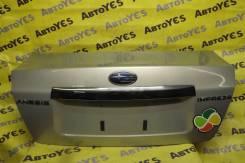 Крышка багажника Impreza 2007~2012 (GE)
