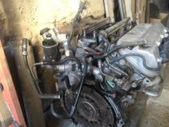 Двигатель J25A в разбор.