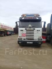 Scania. Продам седельный тягач скания, 14 000куб. см., 26 500кг., 6x4