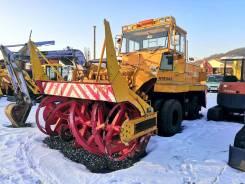 Niigata. Японская снегоуборочная машина (снегоротор) HTR-202, 11 700куб. см.