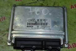 Блок управления двс. Audi A4, 8D2, 8D5, B5 Audi A6, 4B2, 4B4, 4B5, 4B6, C5 Audi S4 ALF, ARJ, AGA, ALW, AML, APS, ARN, ASM, BDV