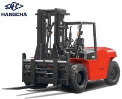 Hangcha CPCD100 RW-14. Дизельный вилочный погрузчик 10 тонн Hangcha CPCD100-RW14, 10 000кг., Дизельный