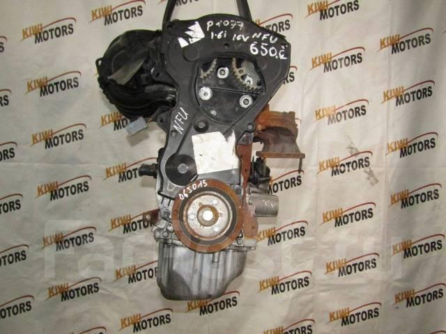 Двигатель Ситроен Берлинго 1.6 TU5JP4 NFU