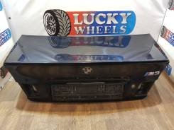 Обшивка крышки багажника. BMW M3, E46 BMW 3-Series M54B25, M54B30