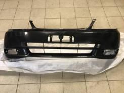 Бампер передний Toyota Corolla #120, Runx, Allex 00-02, SAT