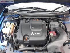 Двигатель Mitsubishi Lancer X 2008, 2 л, дизель (BWC)